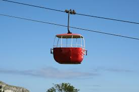 mini cable car